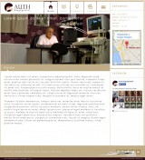 Auth clinic website