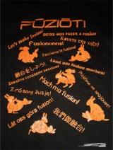 KFKI - Magfúzió t-shirt design
