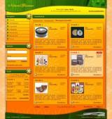 NaturalGlamour webdesign
