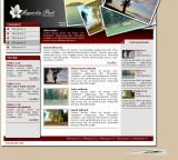 Magnólia Part webdesign