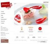 Fausto.hu restaurant website