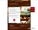 Osteria.hu website development