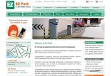 EZPark website development