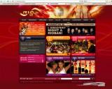 Café del Rio web development