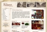 Wall Street Restaurant website development