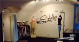 Stella Outlet shop enterior, exterior design