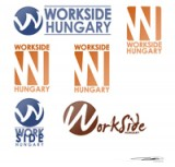 Workside logo design