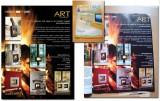 ArtKandalló magazine ad