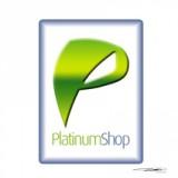 PlatinumShop logo design