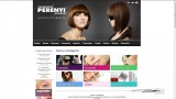 Hairpoint.hu website development