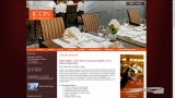 Icon Restaurant (Hilton) website development